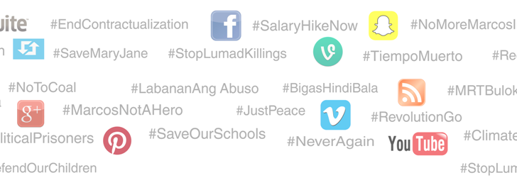 Social Media for Advocacies, Change