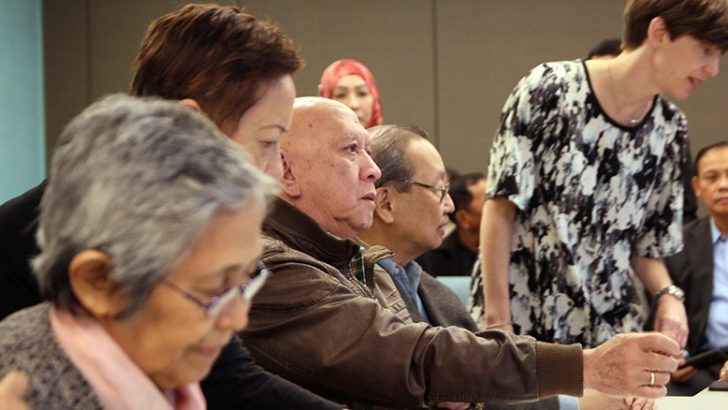 GRP-NDFP talks on socioeconomic reforms face delays