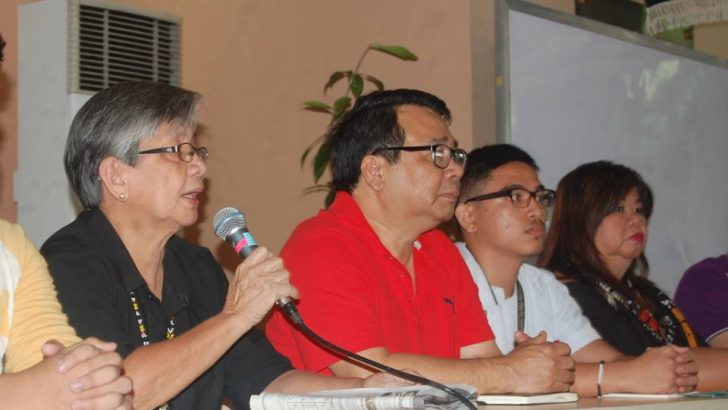Kin of disappeared support Colmenares' senate bid
