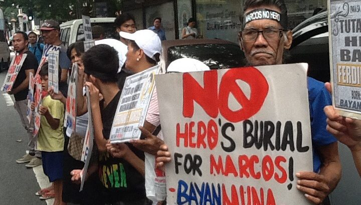 Let's bury the Marcoses into political oblivion