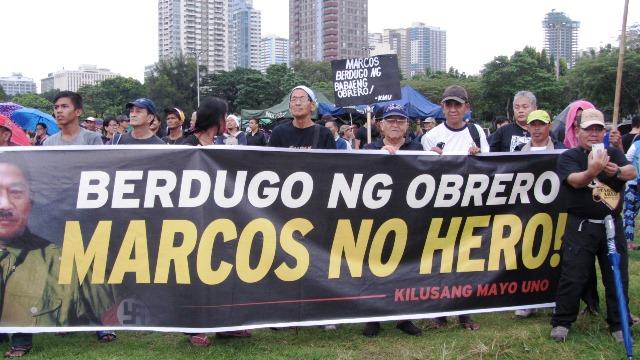 Marcos no hero