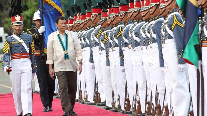 Yearender 2016 | The unlikely Philippine president