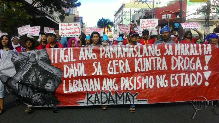 Yearender 2016 | Under Duterte, rights violations continue with impunity