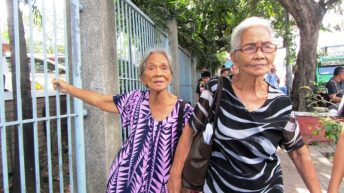 The Filipino elderly are left behind