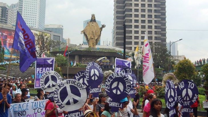 31st Edsa | Progressives remind Duterte: 'Fascism failed then, will fail now'