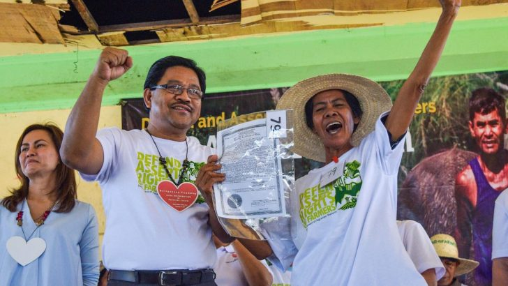 Land of promises | Agrarian reform in Duterte's 1st year