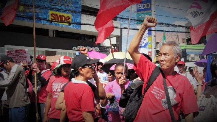 Building #unions not a crime | Court dismisses Armed Forces' case against labor organizer