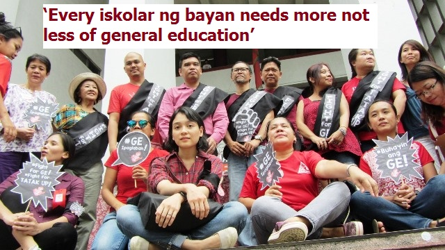 UP profs, students buck unprecedented cuts in liberal units