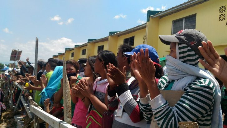 #OccupyBulacan | Manila-based groups show support for urban poor