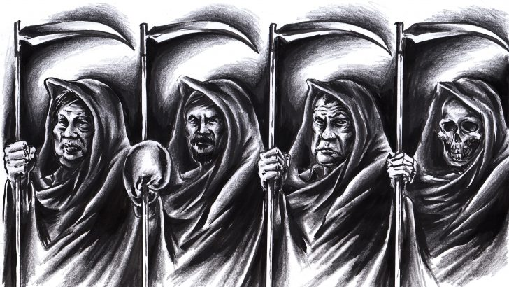 Grim reapers all