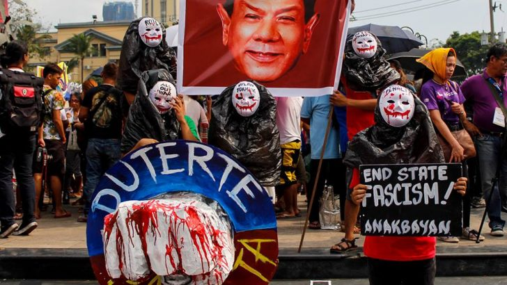 'Duterte becoming more like Marcos'