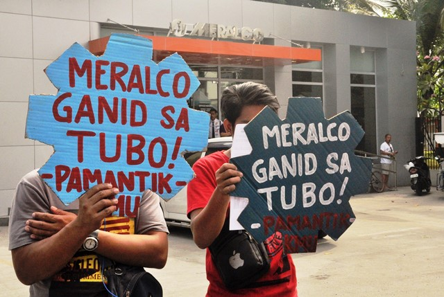 Meralco rate hike