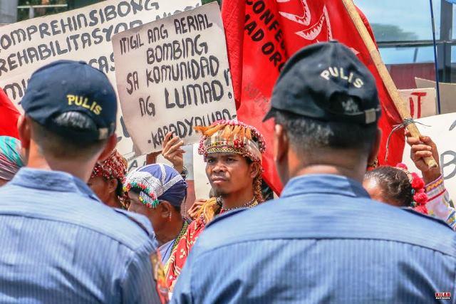 Lumad Datu Mansimoy-at