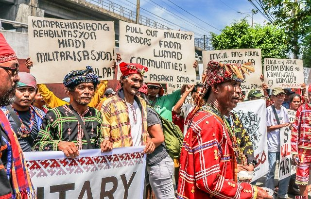 Comprehensive rehab, military pullout needed for Lumad evacuees' homecoming