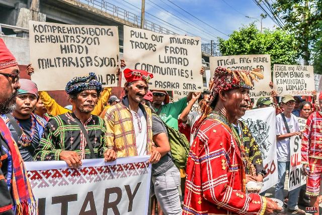 Lumad struggle