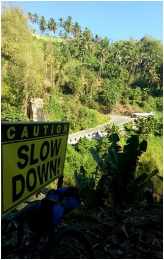 Cantandala passage. (Photo by Clemente Bautista Jr/Bulatlat)