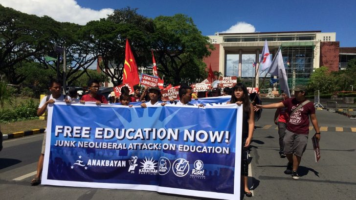 'Tactical victory' | Youth groups hail UP-Diliman decision to halt tuition collection