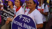 Workers begin 10-day countdown to wage increase