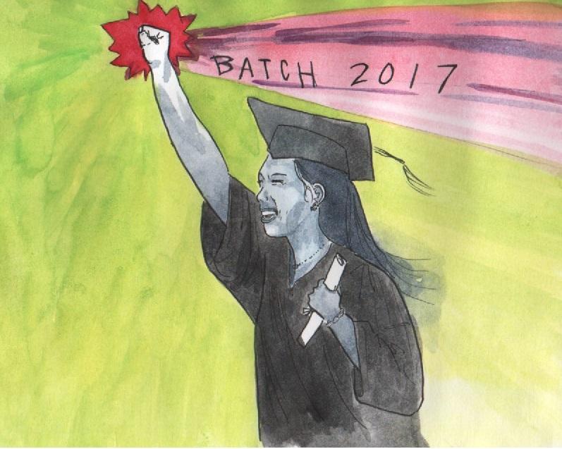 graduate batch 2017