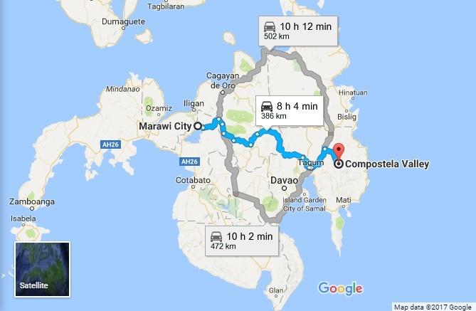 Marawi to ComVal