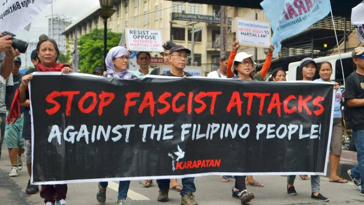 Foreign partners support Karapatan vs. red-tagging
