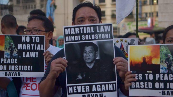 May 26 | Progressives set Black Friday protest vs martial law