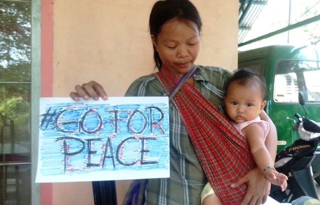 In Mindoro, children mourn mom killed in Duterte's all-out war
