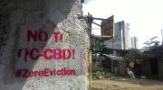 Urban poor resident suffers miscarriage due to demolition threats