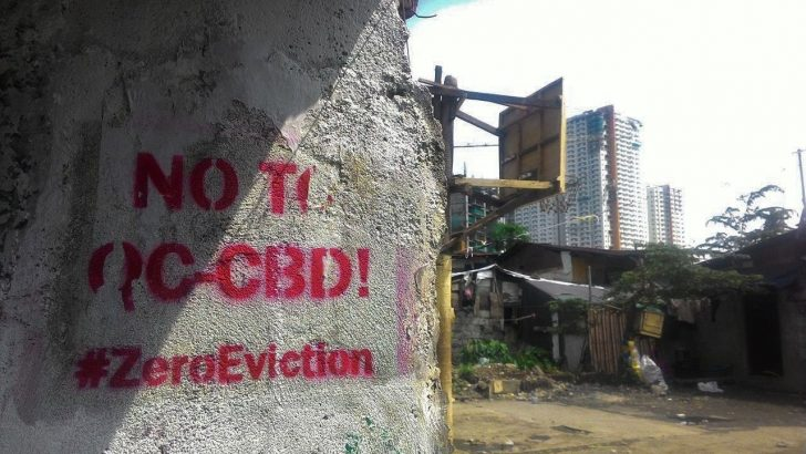 Sitio San Roque residents vow to resist demolition, push for on-site development