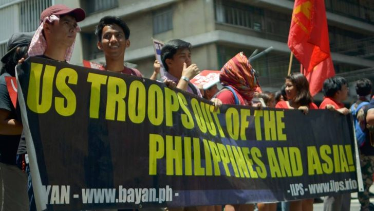 Solon pushes for probe on US troops' role in Marawi operations