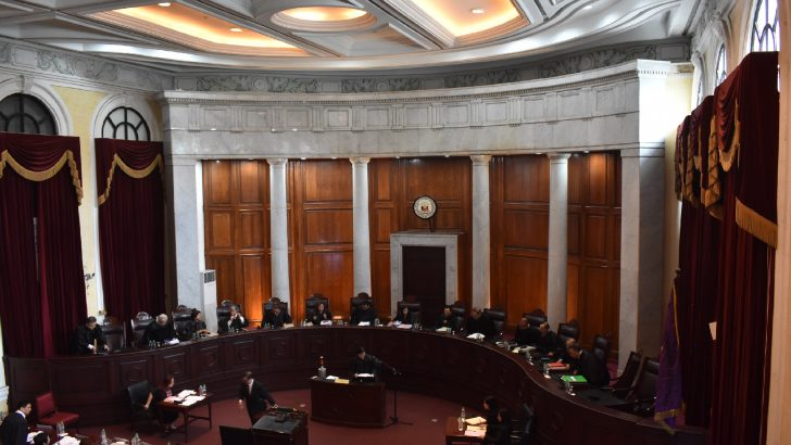 How SC decided on the second extension of martial law in Mindanao