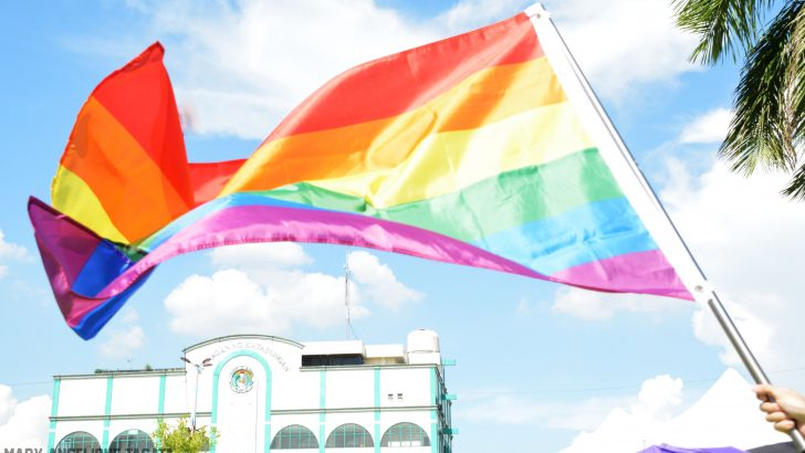 Pride March 2017 | LGBT call to end martial law in Mindanao