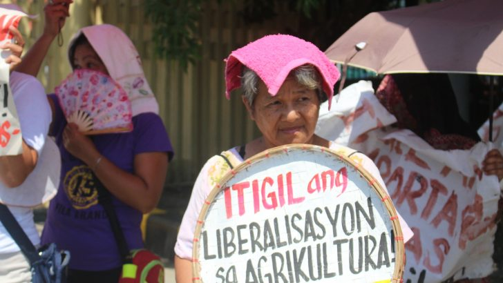 No more unli rice | Assessing the impact of tariffication on food security