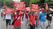 Group lambasts plan to deploy military, police units against union offices