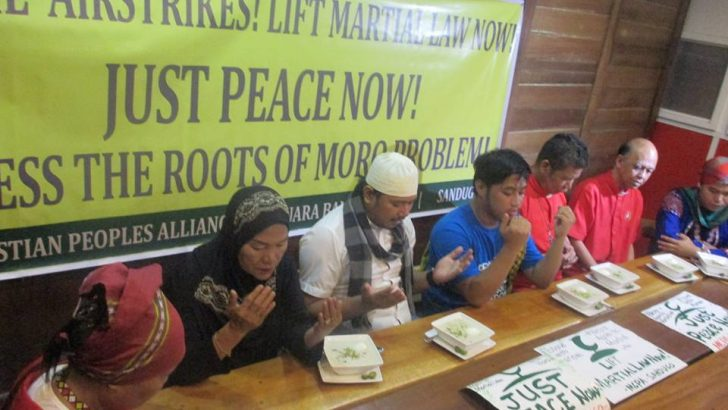 Duyog Ramadan | Christians and Muslims unite for peace, call to lift martial law
