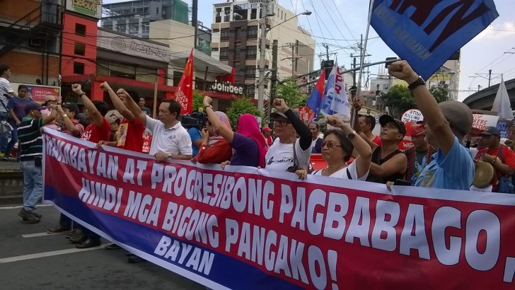 Duterte's 1st year | Progressives disappointed over lack of change, worried over rising fascism