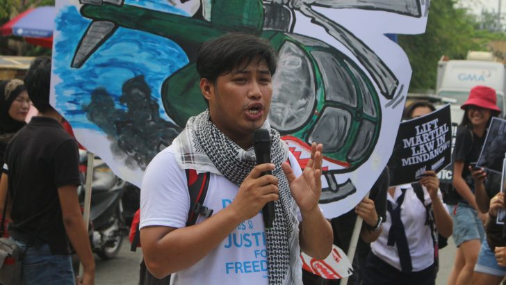 Black Friday protest | 'Martial law aggravated situation in Mindanao'