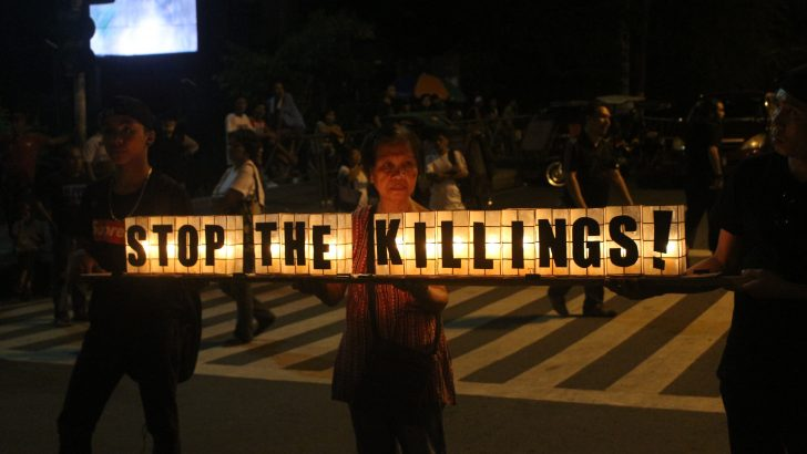 PH Independence day | Groups call to stop killings, resume peace talks