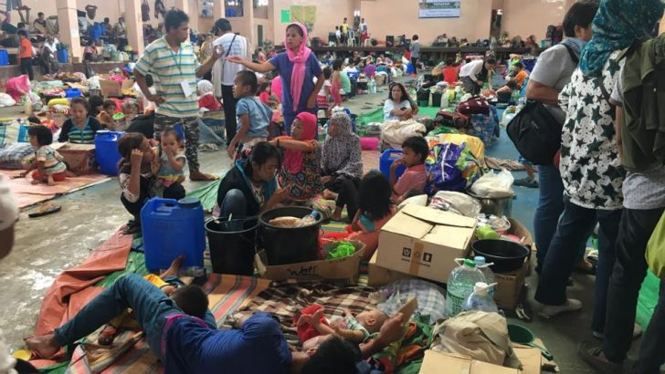 Mindanao aerial bombings spawn humanitarian crisis
