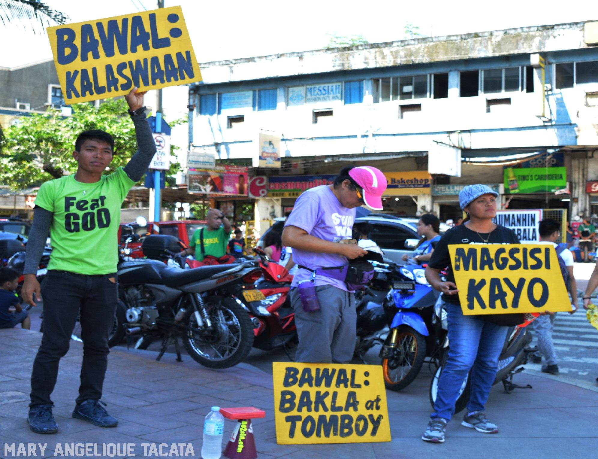 (Photo by Mary Angelique Tacata/Bulatlat)