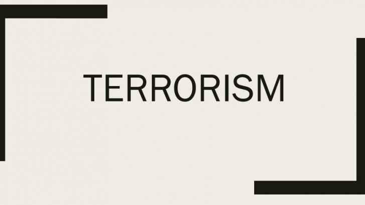 Terrorism as communication