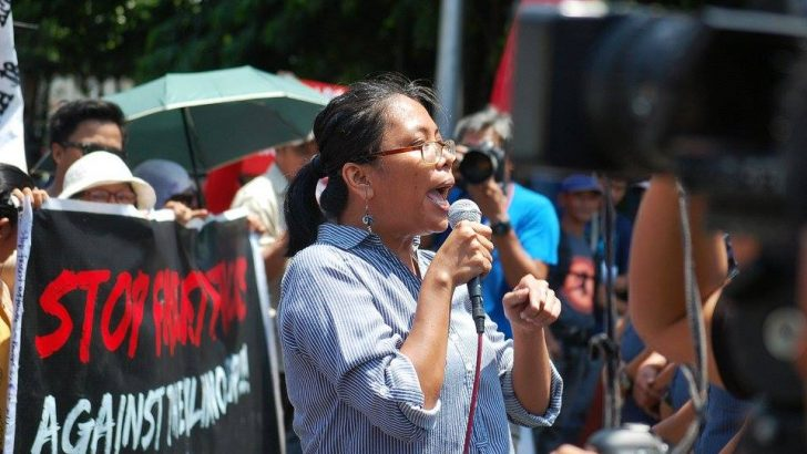 'Macho-fascist's bruised ego' | Karapatan slams Duterte's tirades against Aussie nun