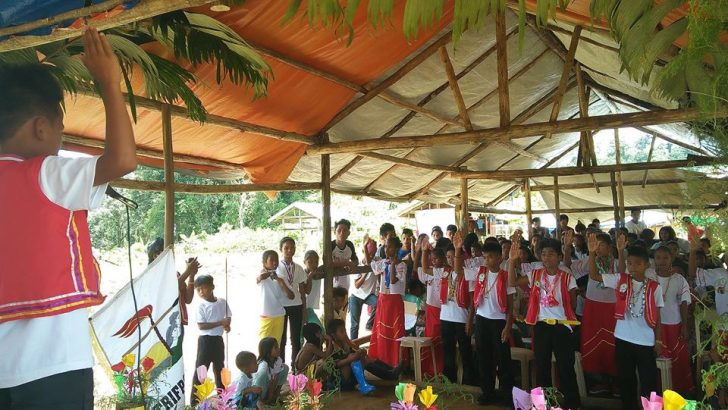 Teachers of Surigao Sur Lumad schools call to dismiss trumped-up charges