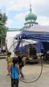 Marawi evacuees