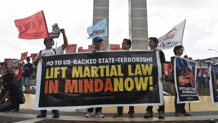 Black Friday protest | Progressives call on public to resist possible extension of martial law