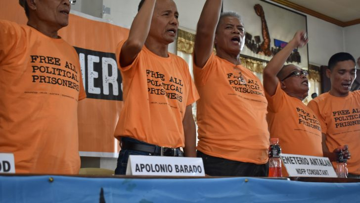 10 newly-released political prisoners call for freedom of other PPs, continuation of peace talks