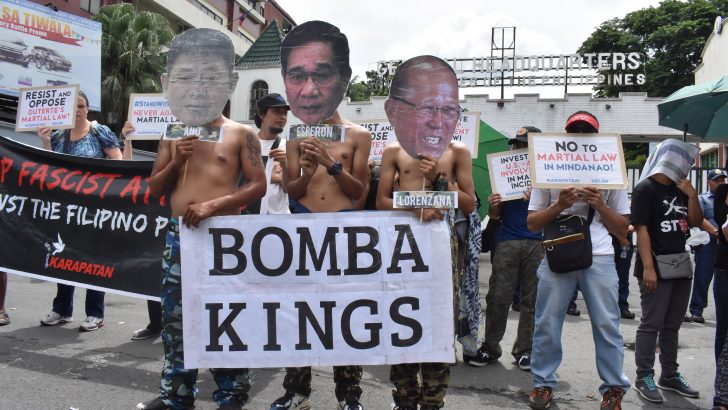 Warmongers leading Duterte vs people – rights group