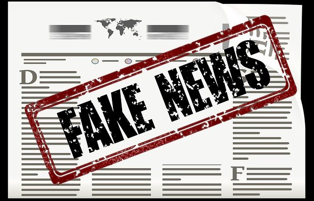 Combating 'fake news'