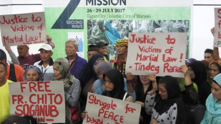 Marawi evacuees form organization to protect rights