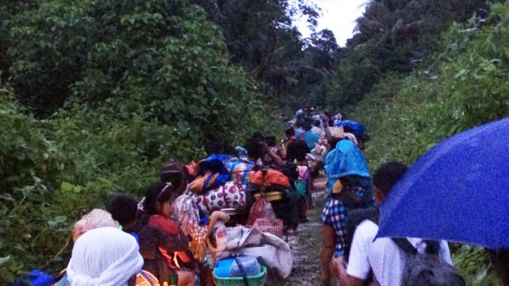 'Bakwit' | Lumad communities of Surigao Sur forced to leave home again